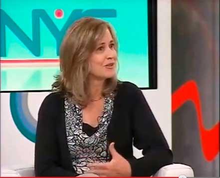 Video de la entrevista con Soledad Legaspi