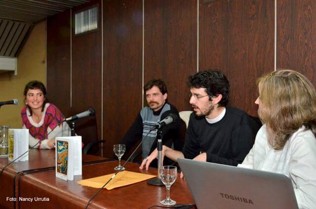 Con Horario Caballo, Sebastián Pantalla y Denisse Torena