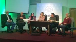 Horacio Verzi, Leo Masliah, Lía Shenck, Paula Antognazza, Alicia Escardo, Roberto Appratto, Elbio Chitaro