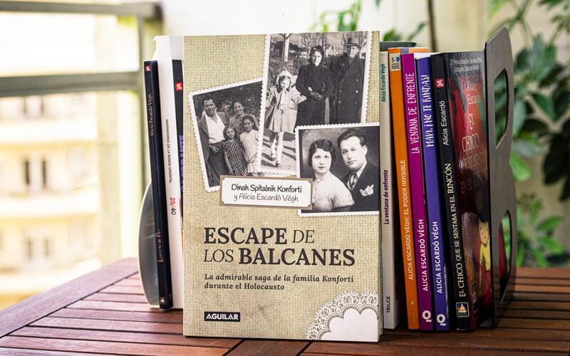 El escape de los balcanes por Alicia Escardó Végh