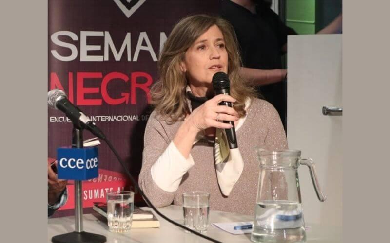Entrevista Alicia Escardo novela negra