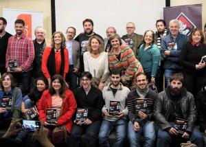 Libro Semana Negra y los escritores que publicaron cuentos