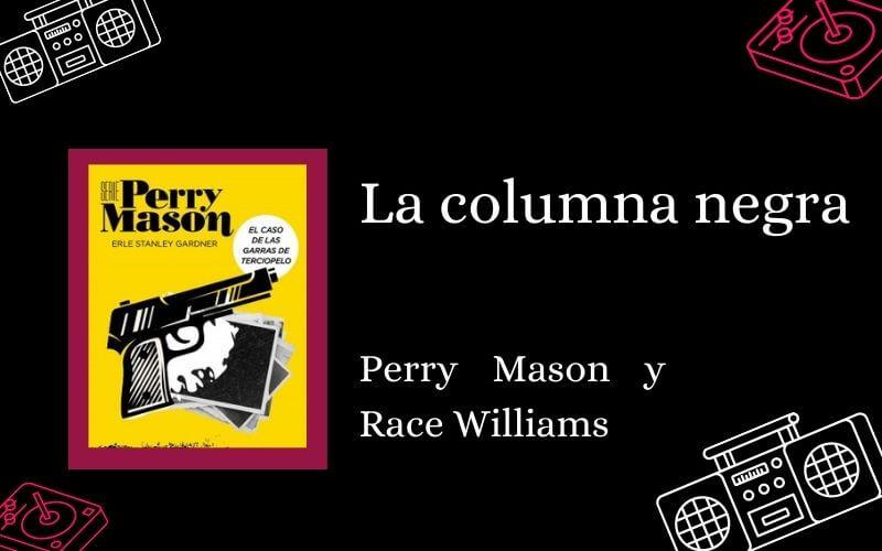 Race Williams y Perry Mason
