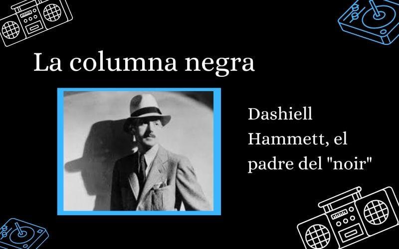 La columna negra Dashiell Hammett